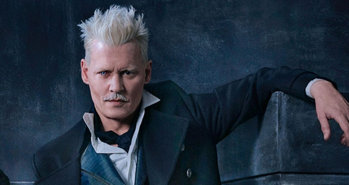 Johnny Depp licenziato Animali Fantastici 3