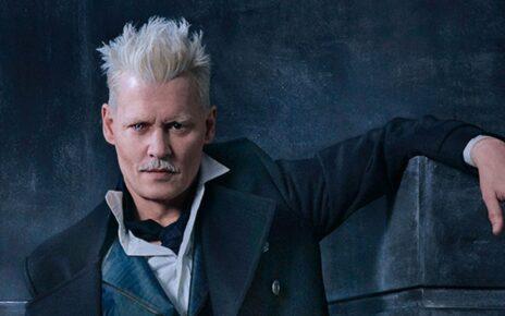 Johnny Depp licenziato Animali Fantastici 3