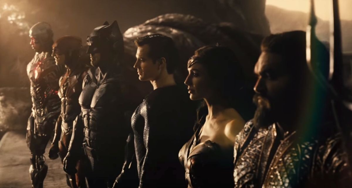 Justice League - Snyder Cut nuovo trailer