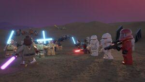 LEGO Star Wars Disney
