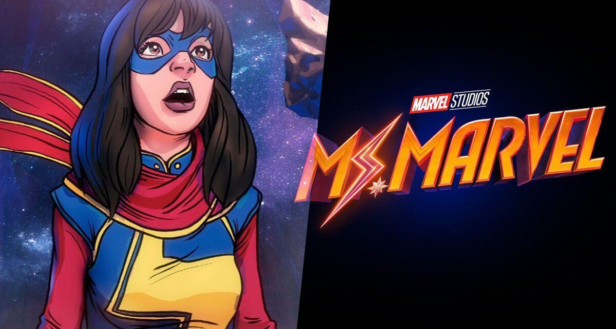 Ms Marvel foto dal set