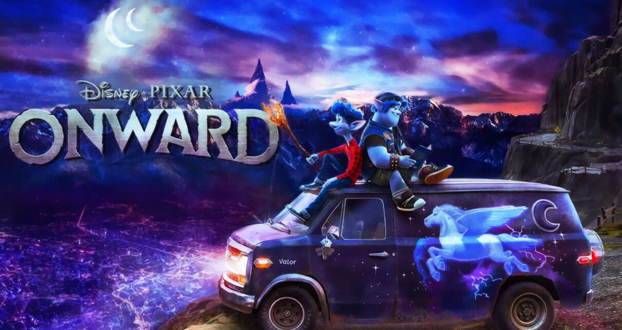 Onward Oltre la Magia home video
