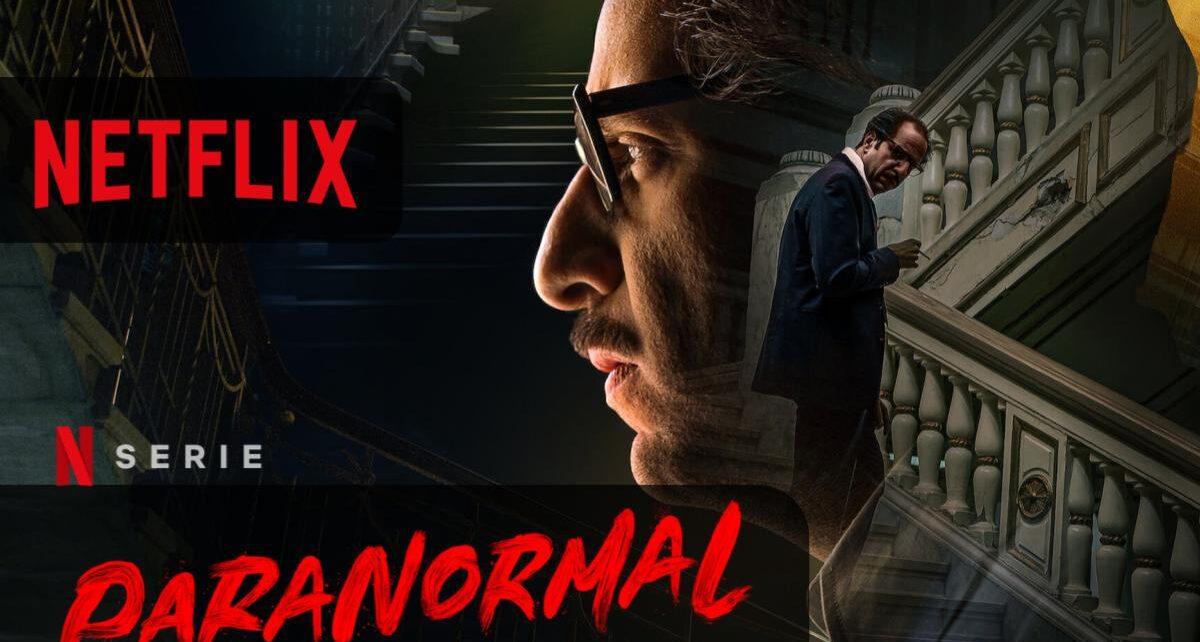 Paranormal Serie Netflix