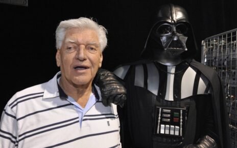 Addio a David Prowse: morto il Darth Vader della trilogia originale di Star Wars