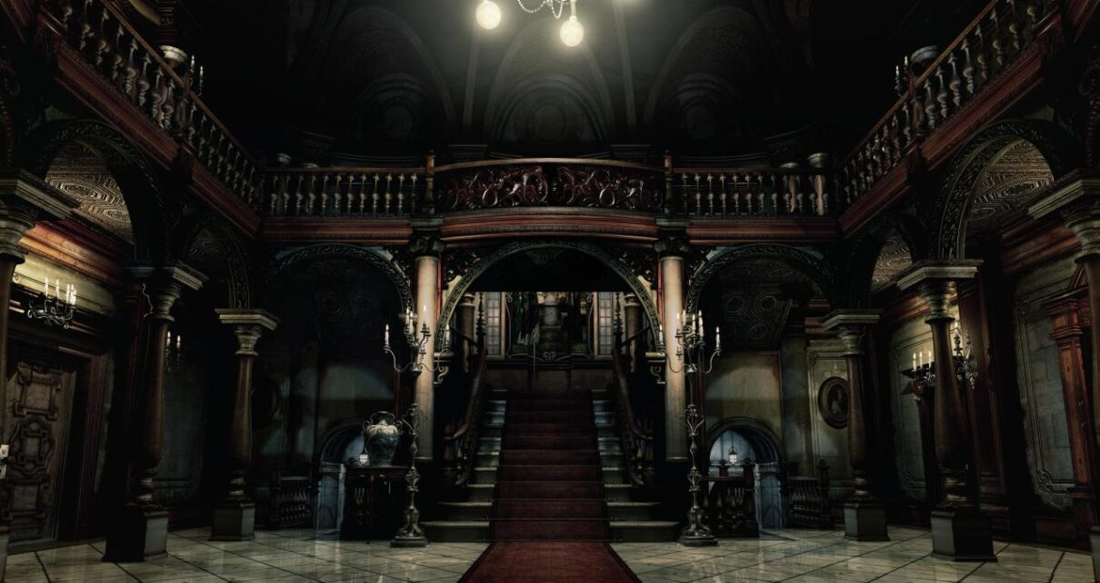 Resident Evil Film Villa Spencer