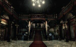 Resident Evil Film Villa Spencer