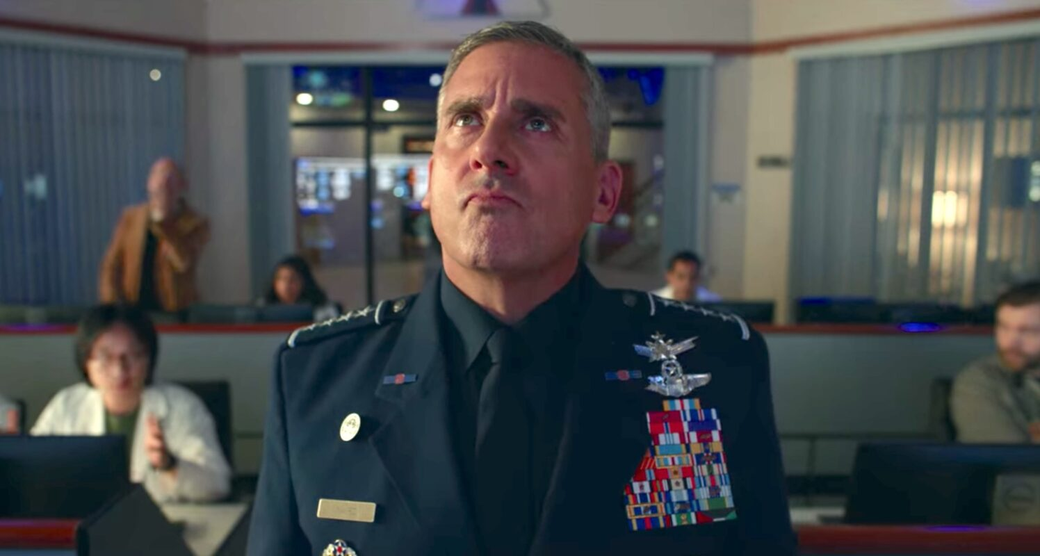 Space Force Netflix - Rinnovato Seconda Stagione
