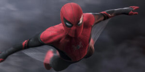 Spider-Man 3 - Tom Holland Costume e Mascherina