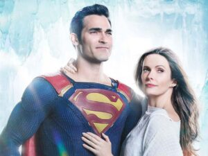Superman and Lois foto dal set