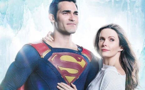 Superman and Lois foto dal set