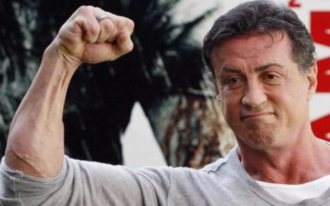 Sylvester Stallone in The Suicide Squad