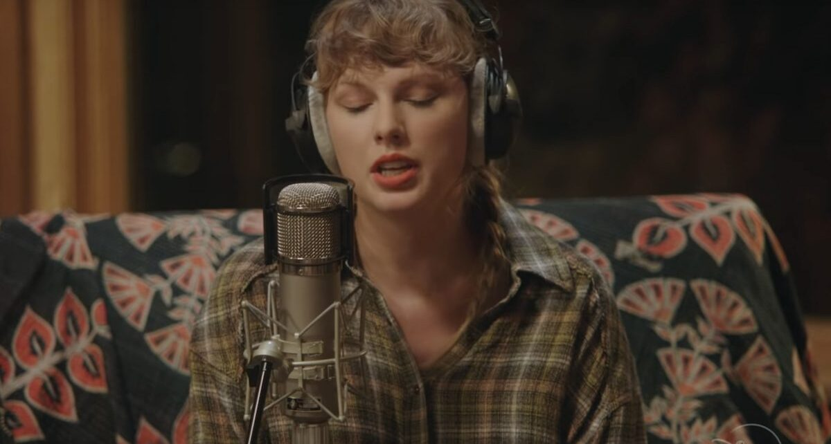 Taylor Swift Folklore Disney