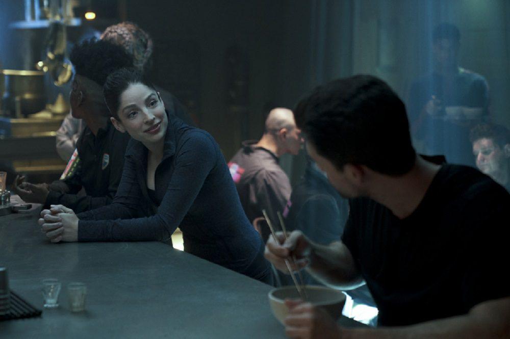 Foto e locandine dalla quinta stagione di The Expanse