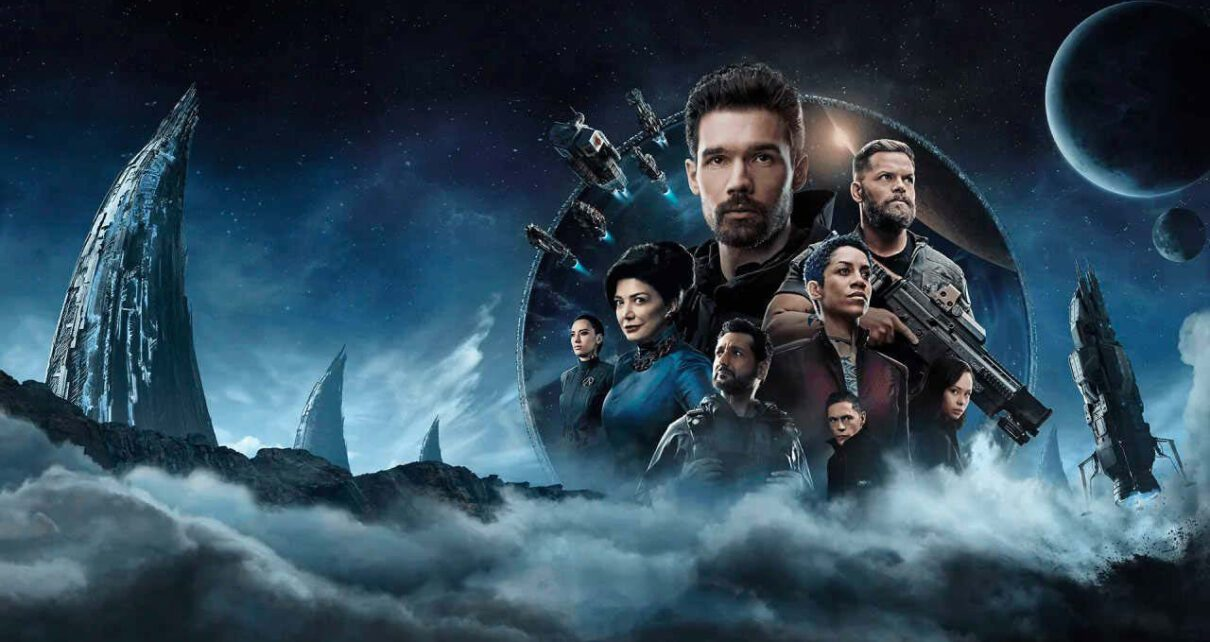 The Expanse Sesta Stagione