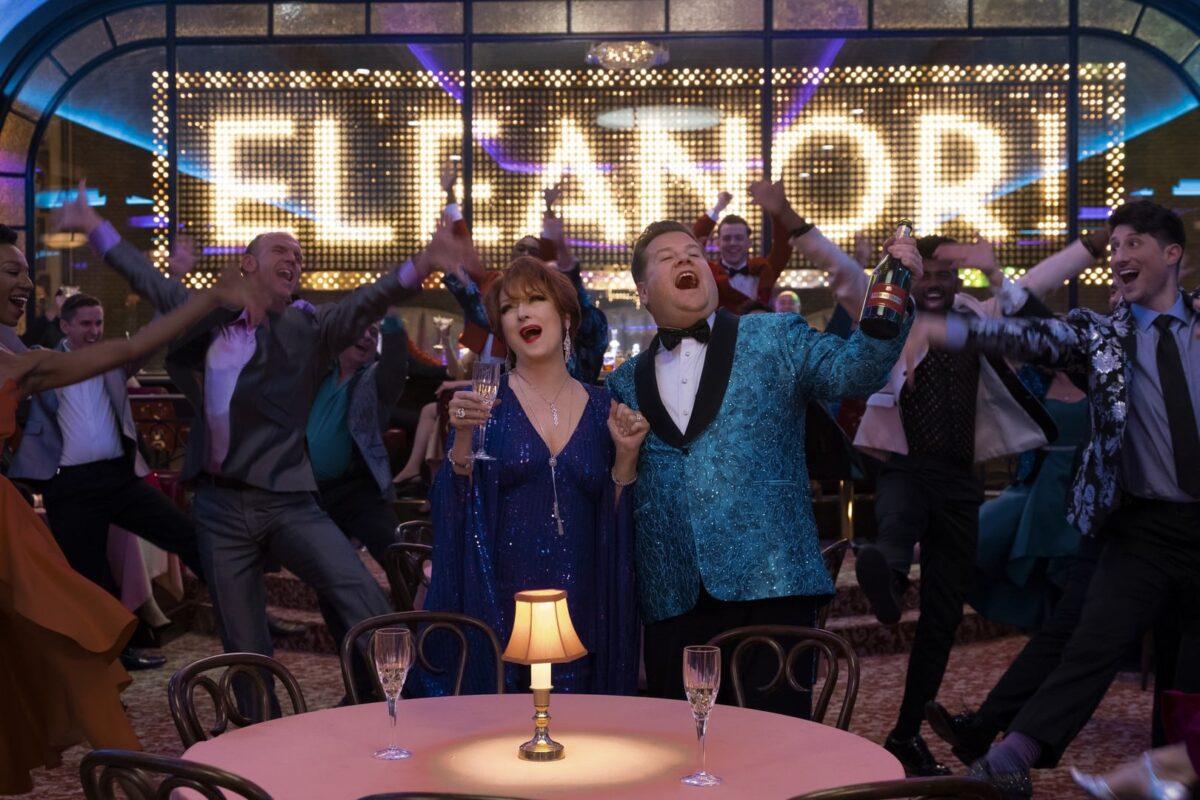 The Prom Netflix trailer