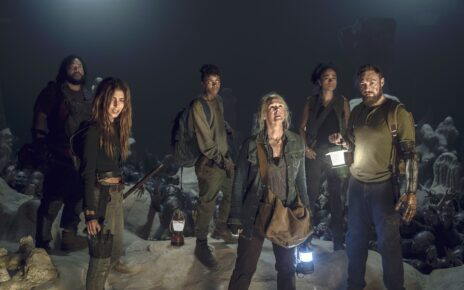 The Walking Dead 10 Episodi Extra Video