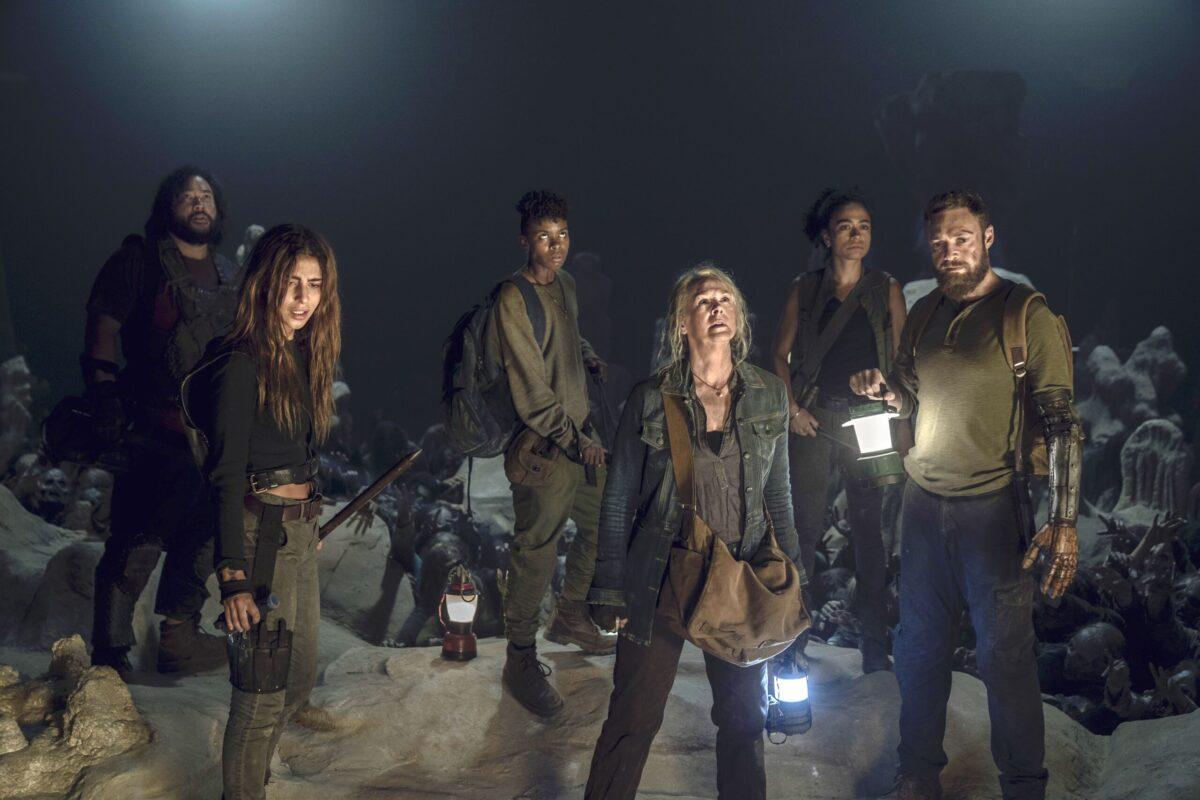 The Walking Dead 10 Episodi Extra Video