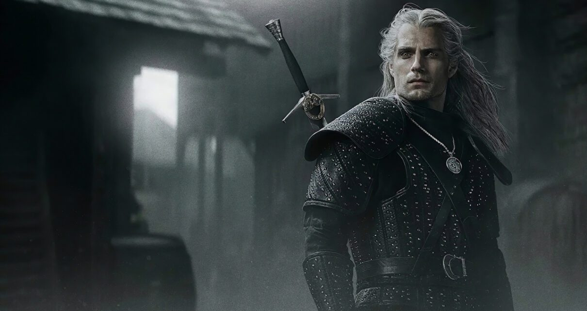 The Witcher Netflix Natale
