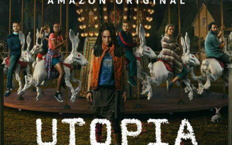 Utopia Serie Amazon cancellata