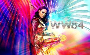 Wonder Woman 1984 Film Spot