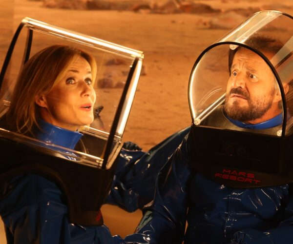 In vacanza su Marte Film trailer