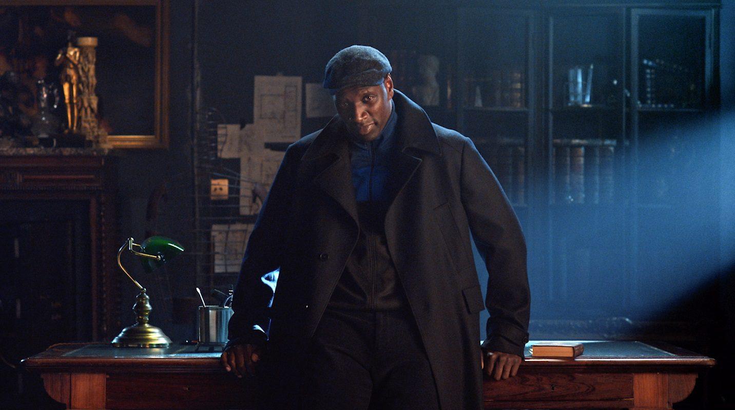 Lupin Netflix Serie Trailer