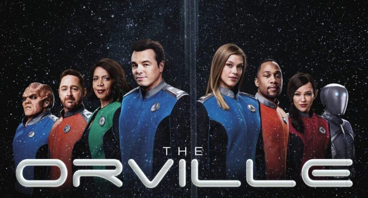 The Orville terza stagione riprese ripartite