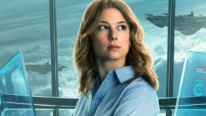 Sharon Carter in The Falcon and the Winter Soldier