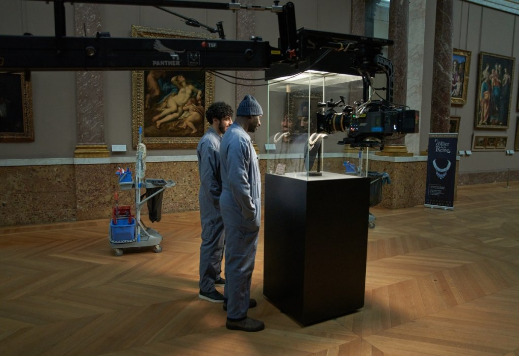 Trailer, poster e foto da Lupin, la serie Netflix con Omar Sy
