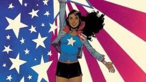 America Chavez in Doctor Strange 2