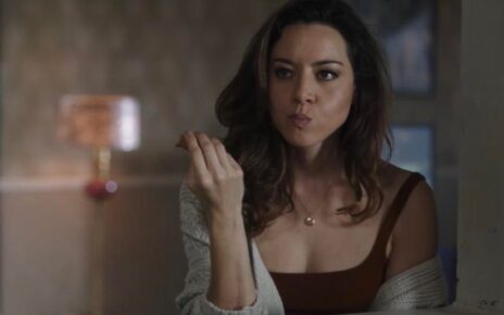 Aubrey Plaza film Guy Ritchie