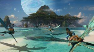 Avatar sequel foto dal set