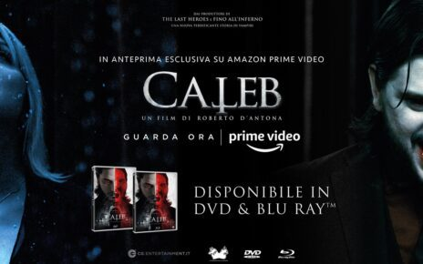 Caleb Horror Amazon Prime Video