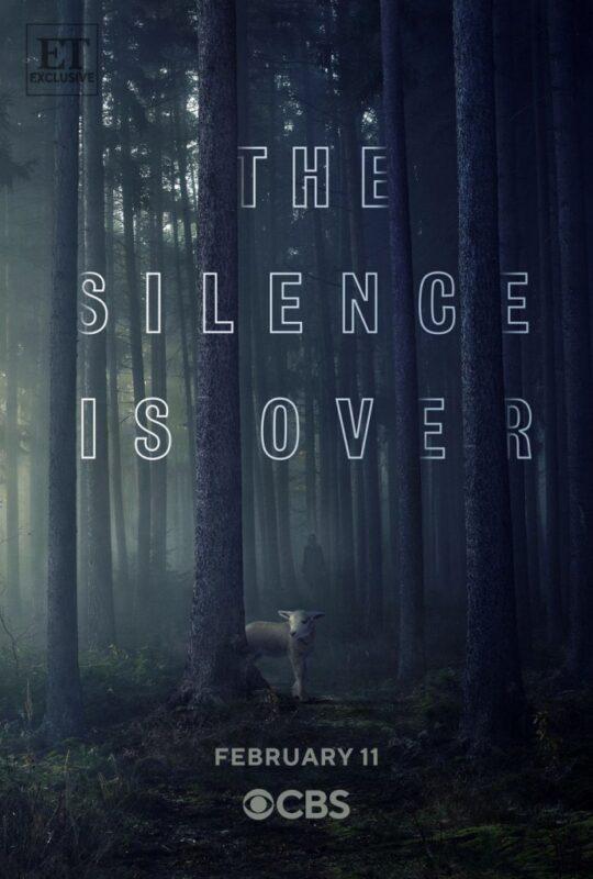 Clarice: il poster ufficiale della serie tv sequel di Il silenzio degli innocenti