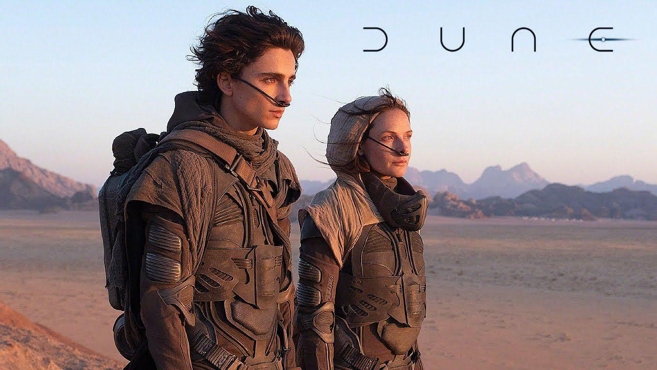 Dune film cinema