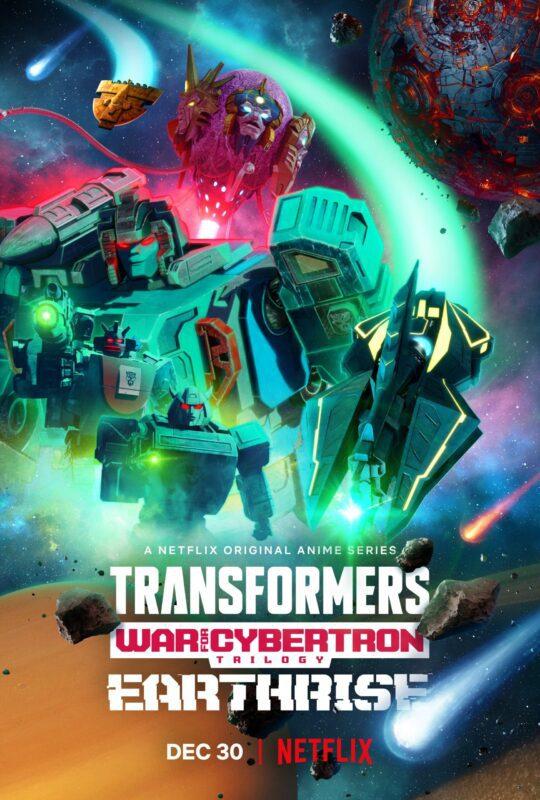 Trailer e poster da Transformers - War for Cybertron Trilogy: Il Sorgere della Terra