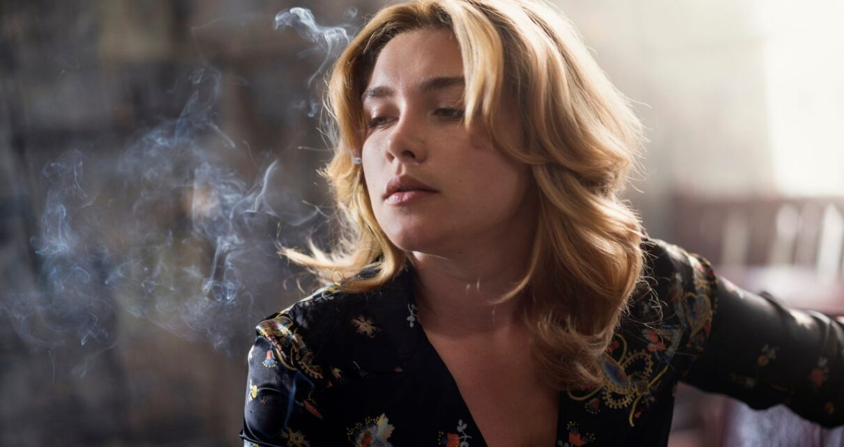 Florence Pugh in Hawkeye