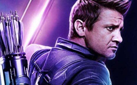 Hawkeye serie Disney - Foto dal set
