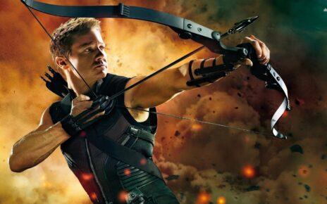 Hawkeye serie promo video