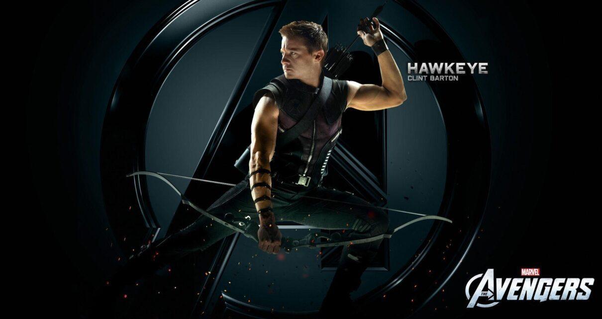 Hawkeye serie video dal set