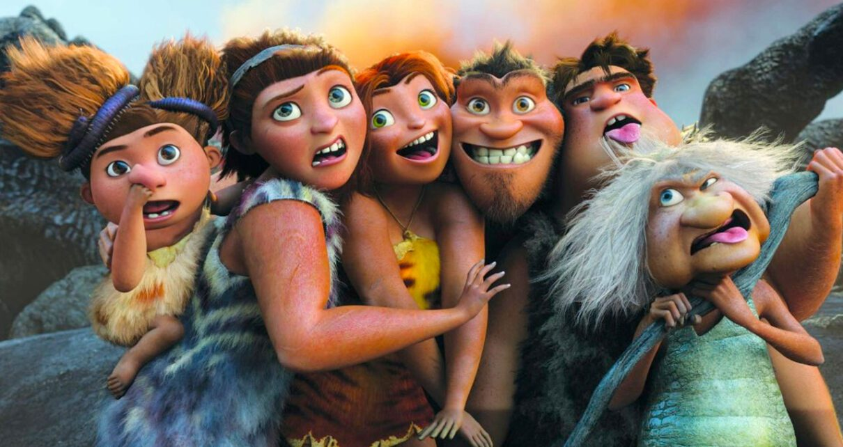 I Croods 2 Buon Natale video