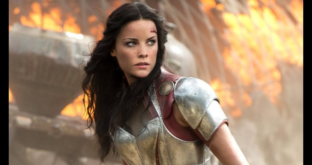Jaimie Alexander sarà Lady Sif in thor love and thunder
