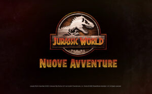Jurassic World Nuove Avventure trailer