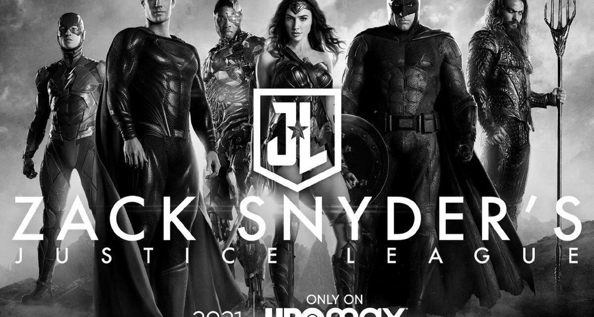 Snyder Cut Justice league al cinema