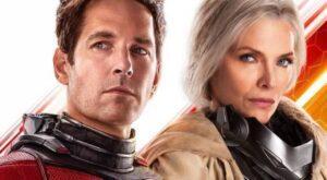 Michelle Pfeiffer in Ant-Man 3