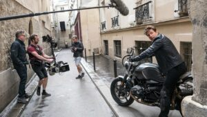 Mission: Impossible 7 riprese inghilterra