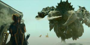 Monster Hunter Film Poster