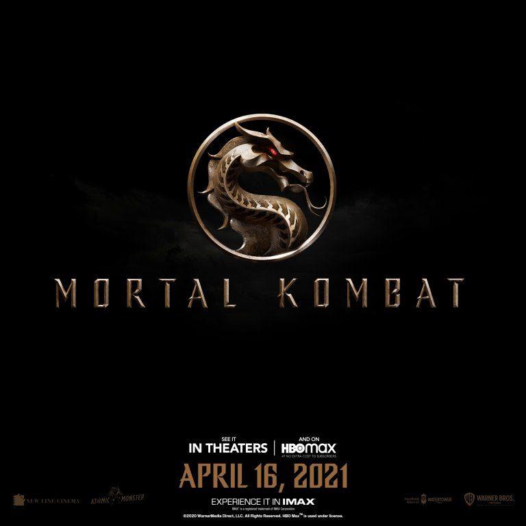 Mortal Kombat Film Poster