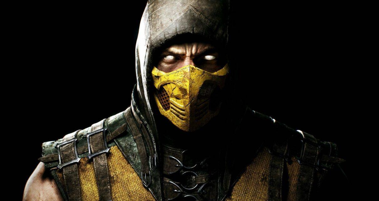 Mortal Kombat Film Logo