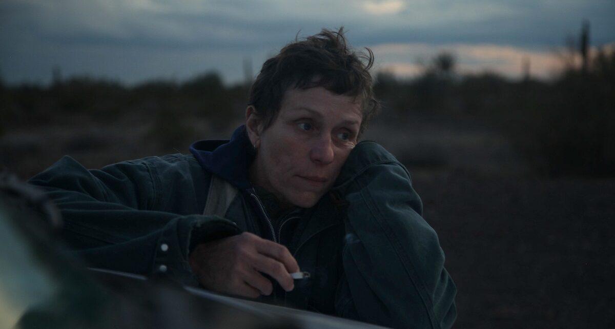 Nomadland film trailer